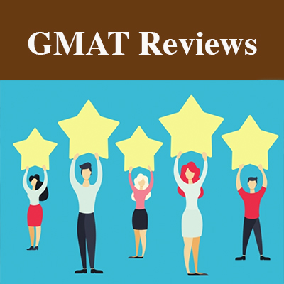 Dr. Donnelly's GMAT students reviews